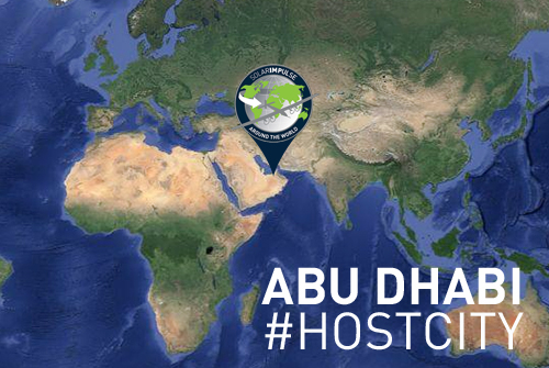 Host City Abu Dhabi