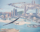 First ever #Si2 test flight in Abu Dhabi | Solar Impulse | Revillard | Rezo.ch