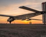 LEG #3: TAKEOFF AHMEDABAD - VARANASI | Solar Impulse | Rezo.ch