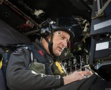 André Borschberg's training flight | Solar Impulse | Jean Revillard | Rezo.ch