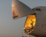 Loading of Solar Impulse 2 in a Boeing 747 Cargolux | Solar Impulse | Revillard | Rezo.ch