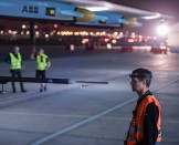 High Speed Taxi Test | Solar Impulse | Stefatou | Rezo.ch