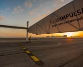 High Speed Taxi Test | Solar Impulse | Stefatou | Rezo.ch