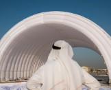 Mobile Hangar Test in Abu Dhabi | Solar Impulse | Stefatou | Rezo.ch