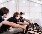 Erection of Solar Impulse 2 in Abu Dhabi, UAE | Solar Impulse | Ackermann | Rezo.ch