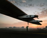 First outing in Abu Dhabi of #Si2 | Solar Impulse | Ackermann | Rezo