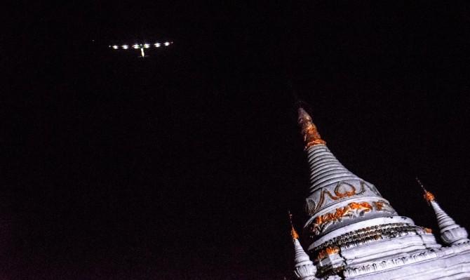 LEG #5: TAKEOFF MANDALAY | Solar Impulse | Stefatou | rezo.ch