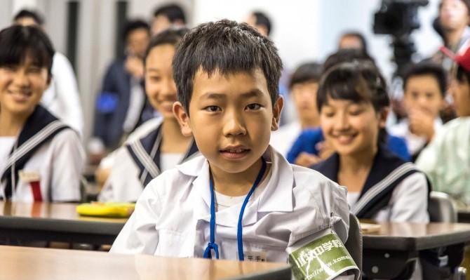 Student visiting Si2, Nagoya, Japan | Solar Impulse | Anna Pizzolante | Rezo.ch